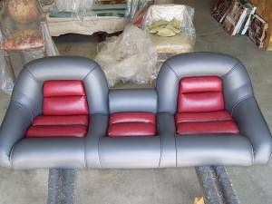 Bass Boat Bench Seats